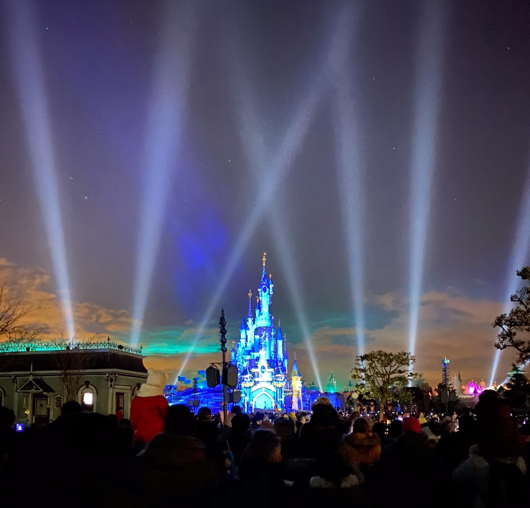 Disneyland Illuminations