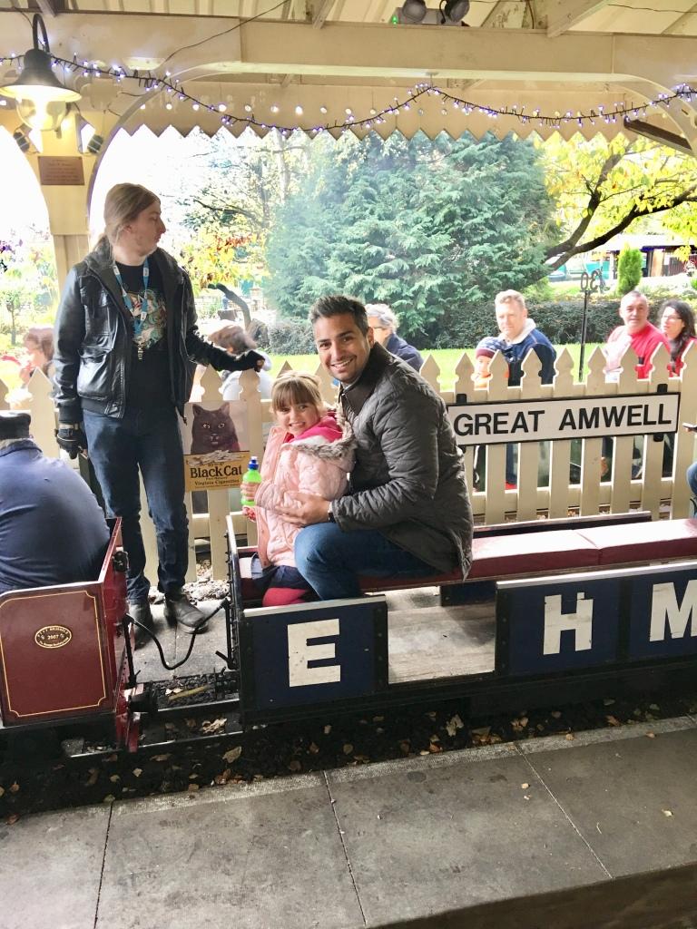Railway Van Hage