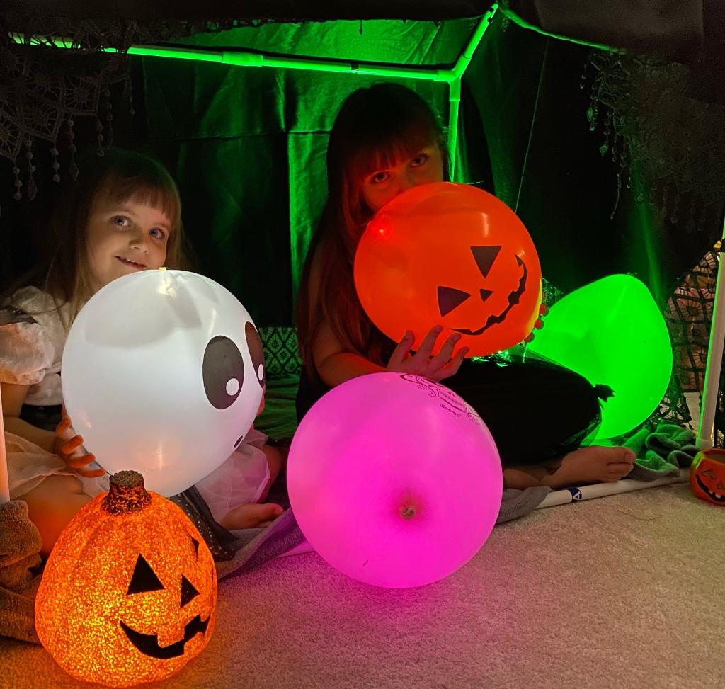 illooms halloween balloons